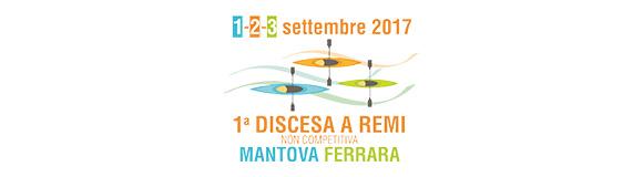 Discesa a remi non competitiva Mantova Ferrara
