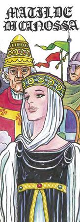 Fumetto Matilde di Canossa
