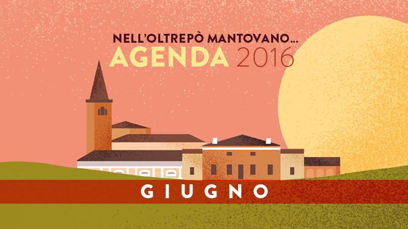 Giugno | Eventi Oltrepò Mantovano 2016