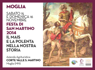 Festa di San Martino 2014, Moglia