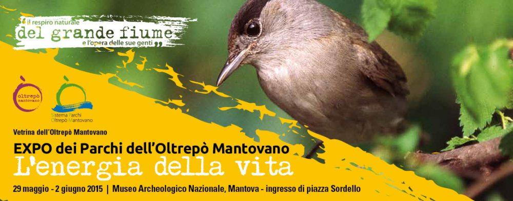 L'energia della vita - EXPO dei Parchi dell'Oltrepò Mantovano