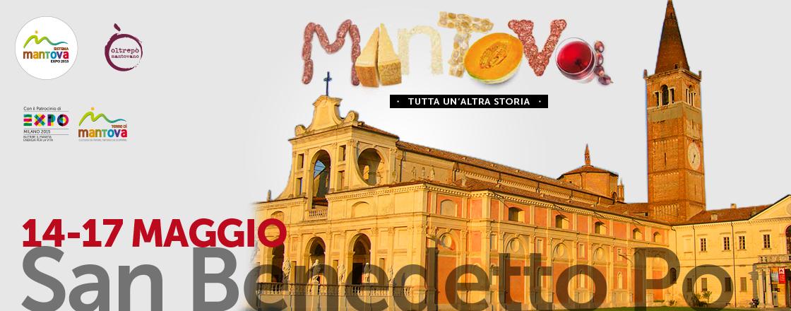 Terre di Mantova: San Benedetto Po