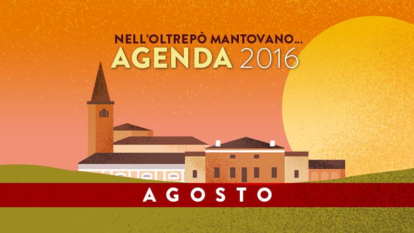Agosto | Eventi Oltrepò Mantovano 2016