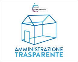 Amministrazione Trasparente Consorzio Oltrepò Mantovano