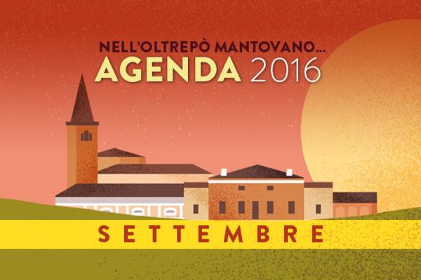 Settembre | Eventi Oltrepò Mantovano 2016