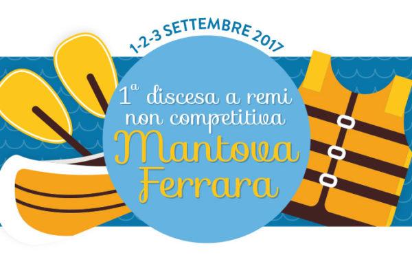 Prima discesa a remi non competitiva Mantova – Ferrara | Presentazione