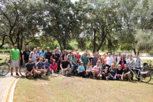 Kick-Off meeting del progetto MedCycleTour