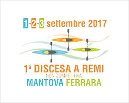 Discesa a remi non competitiva del Fiume Po - Mantova-Ferrara