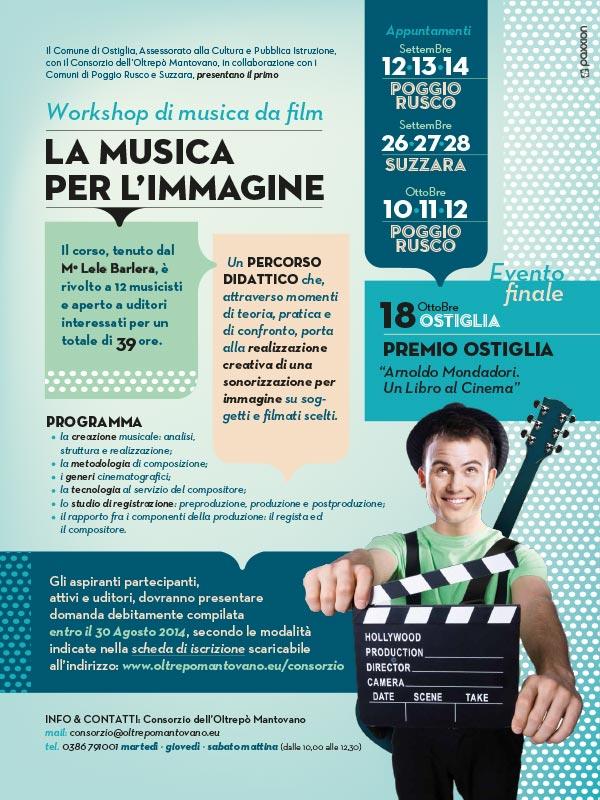 LA MUSICA PER L'IMMAGINE