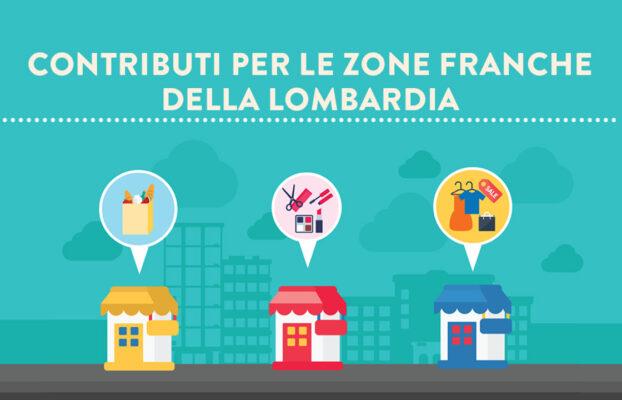 Contributi per le zone franche della Lombardia