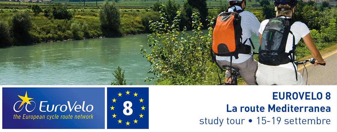 EuroVelo 8 - La route Mediterranea