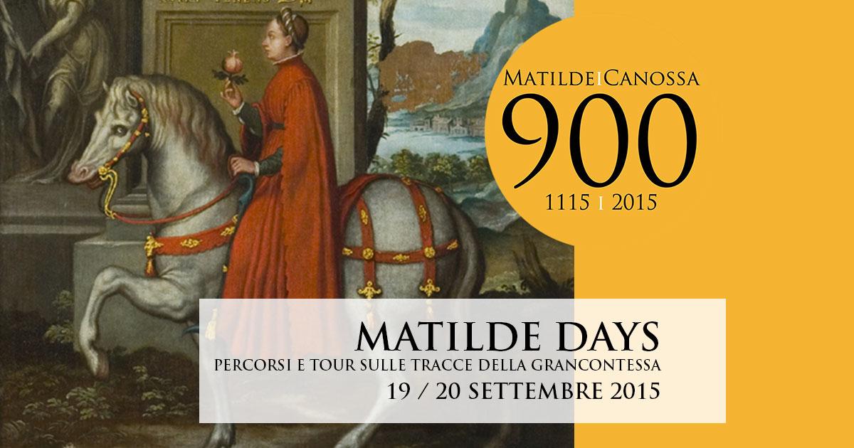 Matilde Days – 19/20 settembre 2015