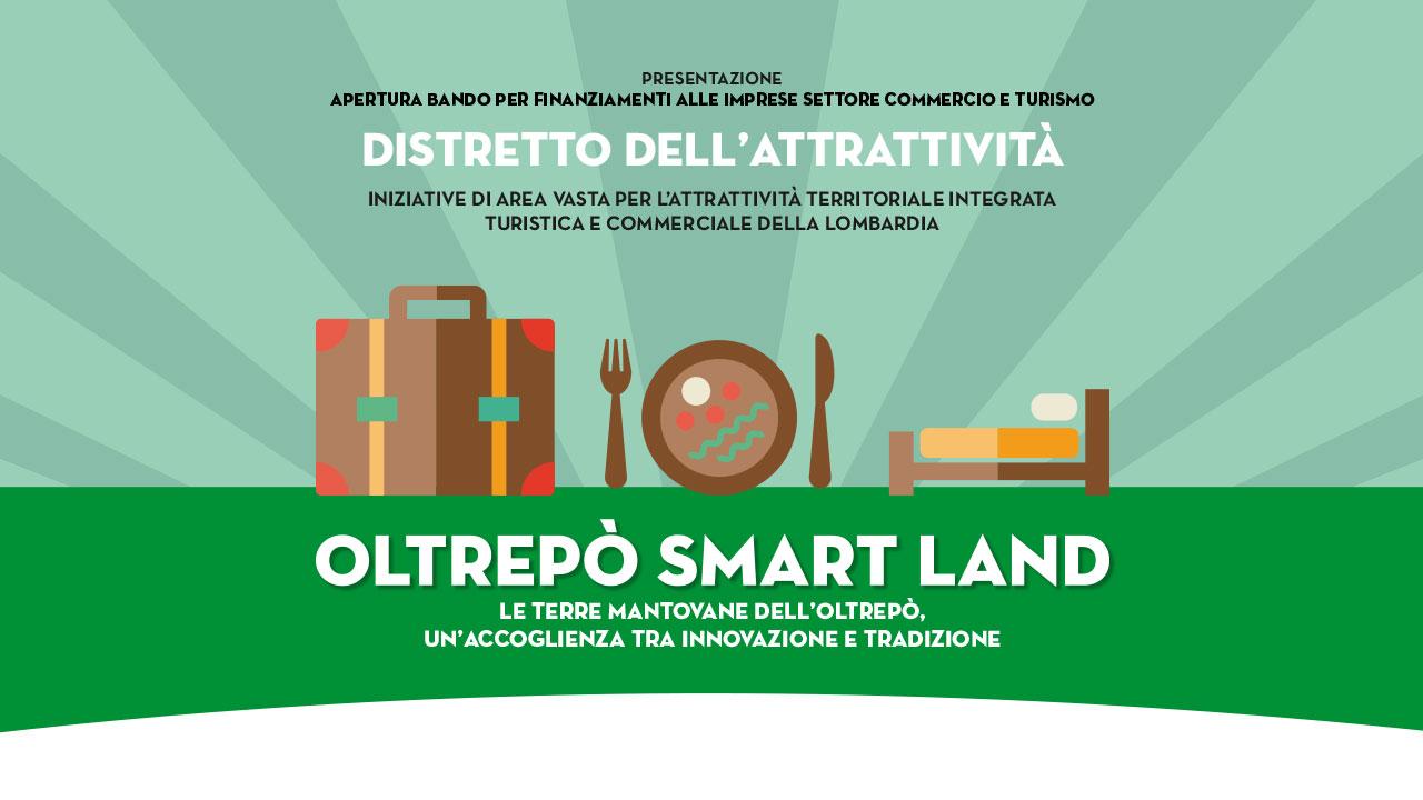 Oltrepò Smart Land – Presentazione del bando