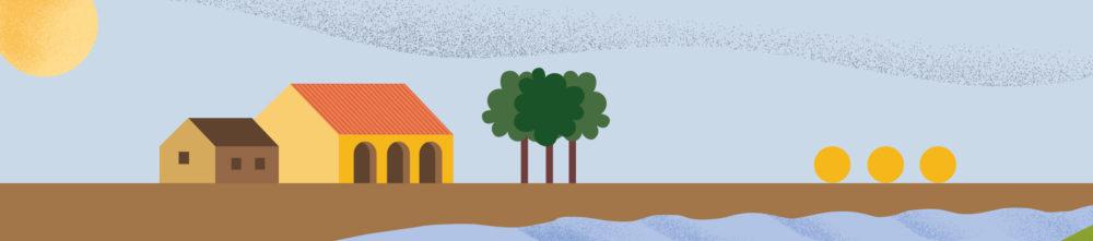 Oltrepò Mantovano - una terra nata dalle acque