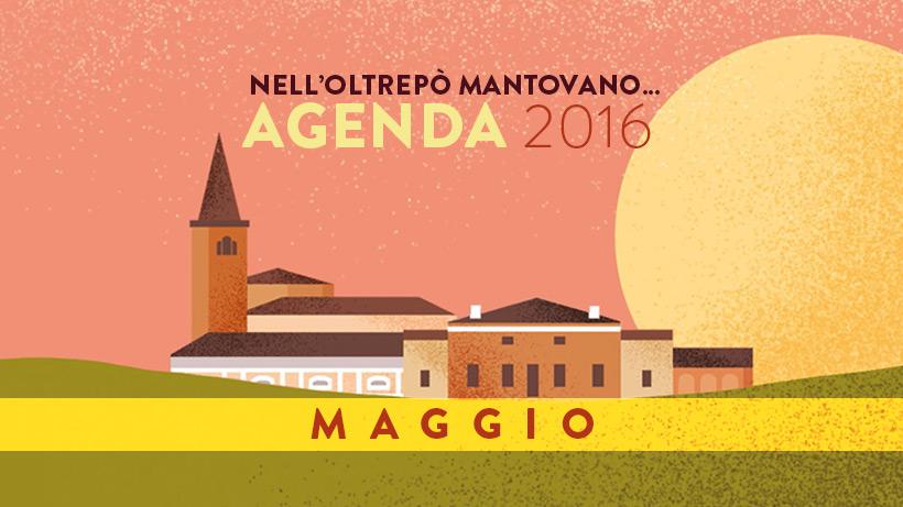 Maggio - Eventi Oltrepò Mantovano