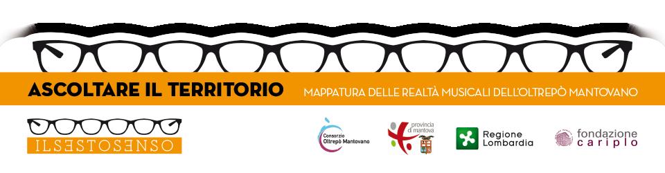Acoltare il territorio - Mappatura delle realtà musicali dell'Oltrepò Mantovano