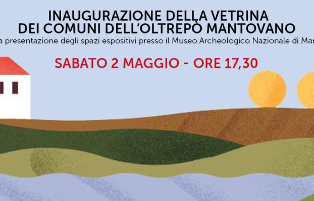 Vetrina dei Comuni dell'Oltrepò Mantovano