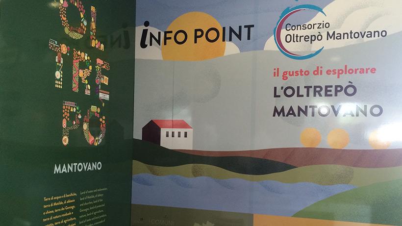 Info point Oltrepò Mantovano a Bimbi…Naria 2016