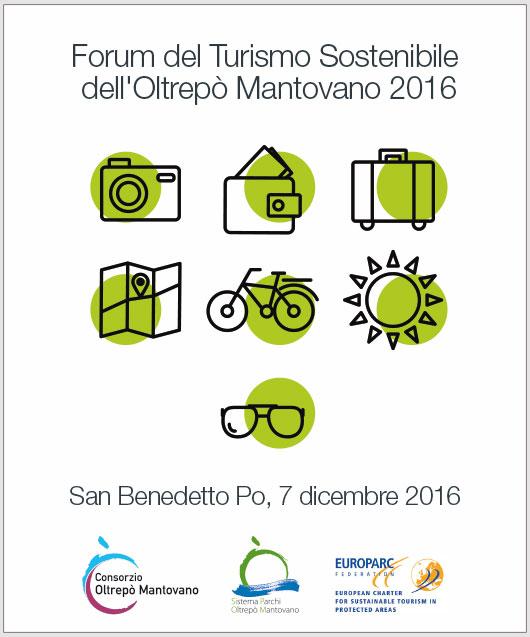 Forum del Turismo Sostenibile dell'Oltrepò Mantovano 2016