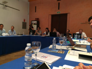 Kick-Off meeting del progetto MedCycleTour