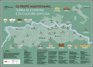 Oltrepò Mantovano - terra di confine e di cultura diffusa