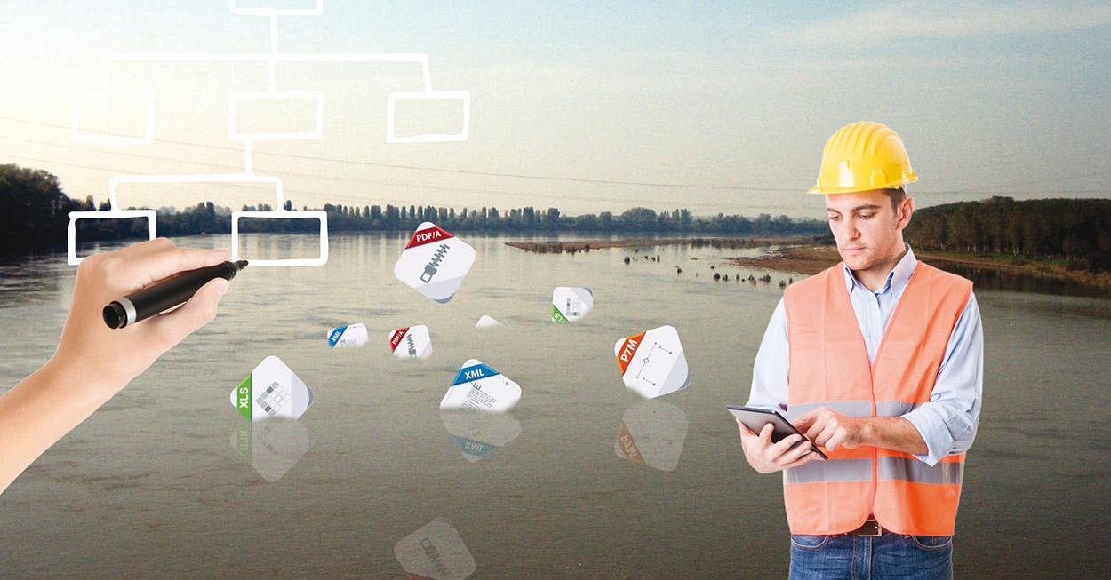La gestione digitale dei procedimenti della centrale unica di committenza del Consorzio Oltrepò Mantovano