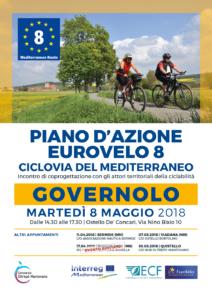 Piano d'azione Eurovelo8 | GOBERNOLO, 08.05.2018