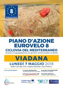 Piano d'azione Eurovelo8 | VIADANA, 07.05.2018