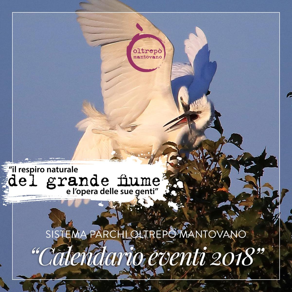 Grande Evento Calendario.Sipom Calendario Eventi 2018 Consorzio Oltrepo Mantovano
