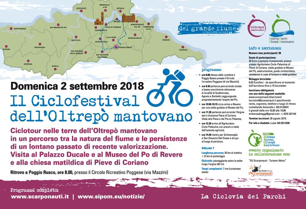 Ciclofestival dei Parchi 2018