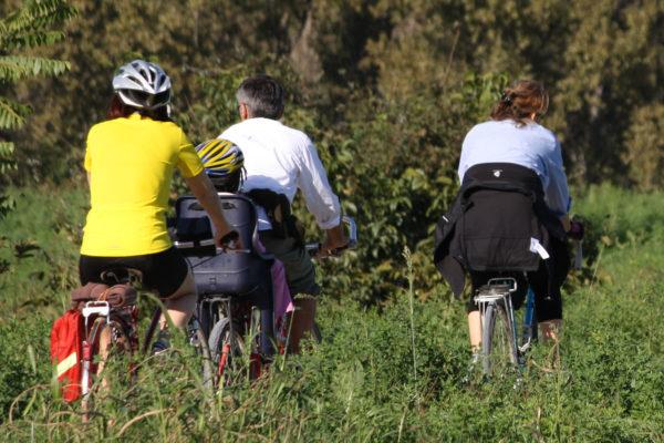 """Il progetto europeo """"MedCycleTour"""" finanzia la realizzazione di tre azioni pilota a beneficio del tratto mantovano di EuroVelo 8"""