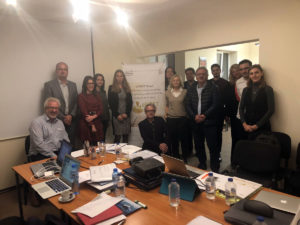 eNEET Rural: kick-off project meeting