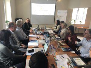 eNEET Rural: kick-off project meeting