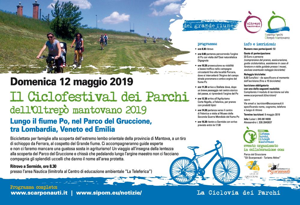 Ciclofestival dei Parchi 2019