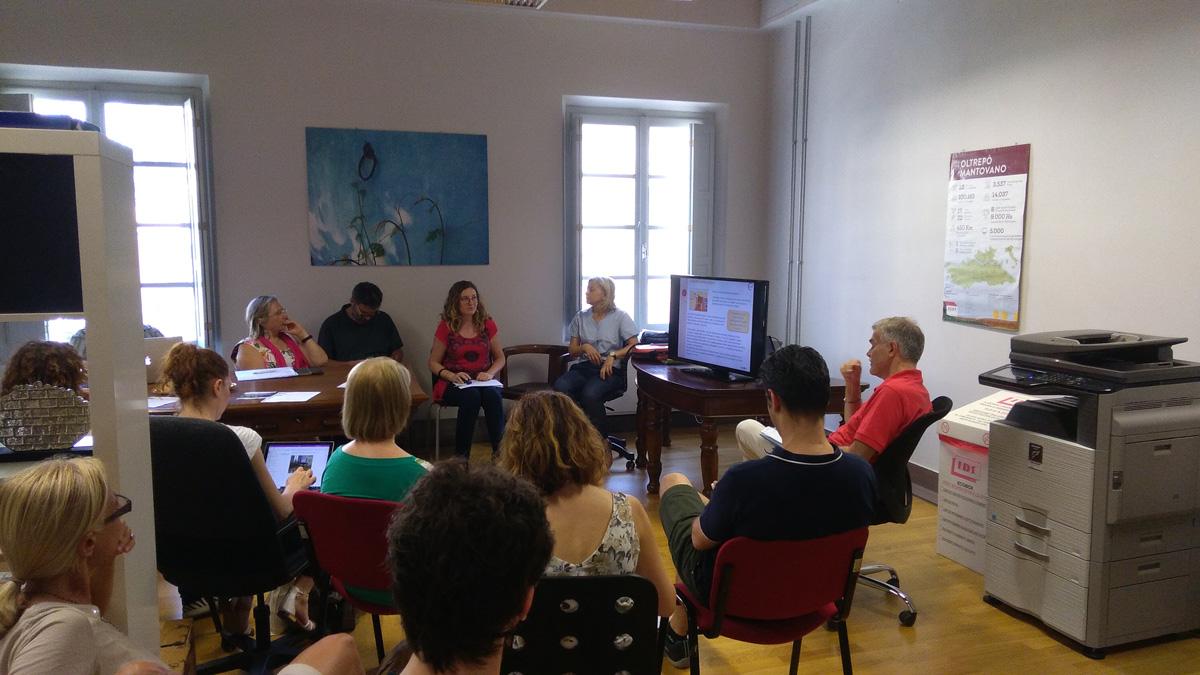 PIC - Piano Integrato della Cultura. Incontro 06.06.2019