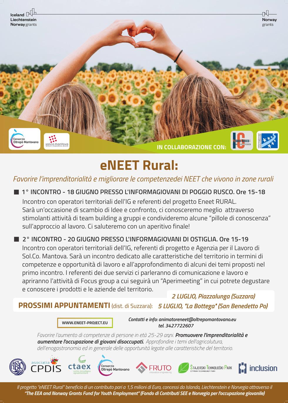 Progetto eNEET Rural
