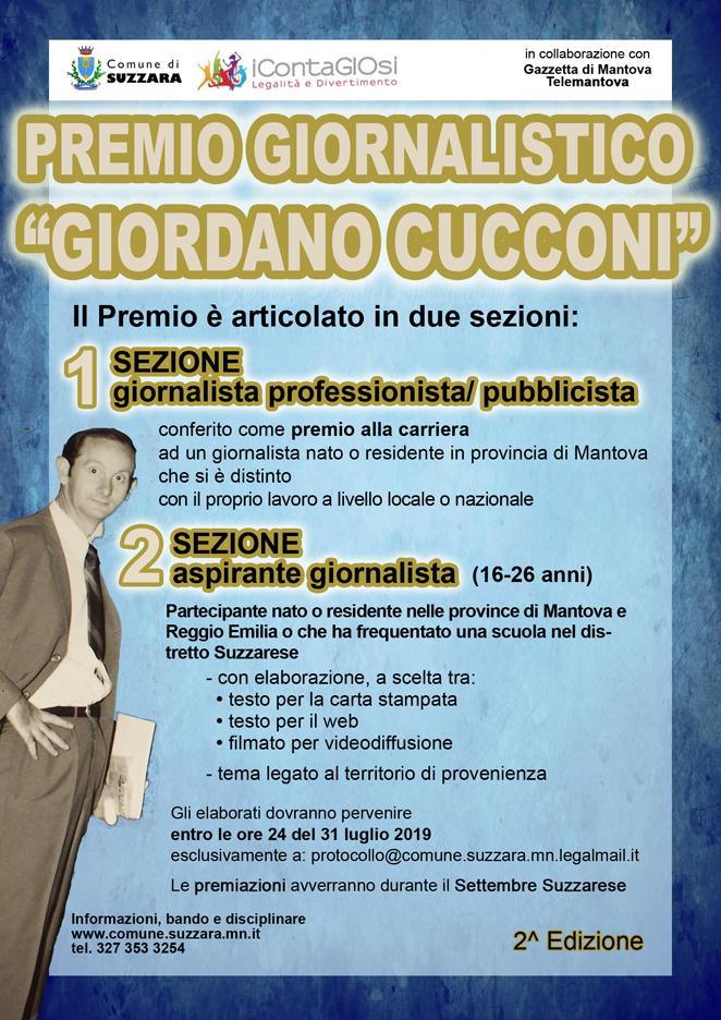 Premio Giornalistico Giordano Cucconi