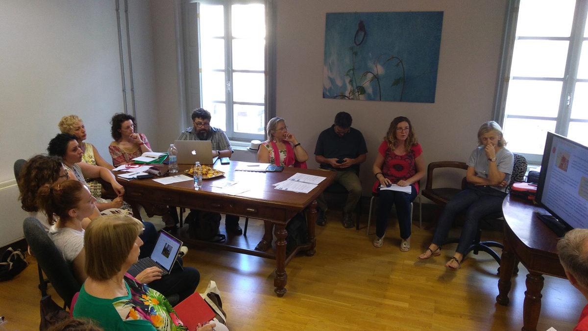 PIC - Piano Integrato della Cultura. Incontro 27.06.2019