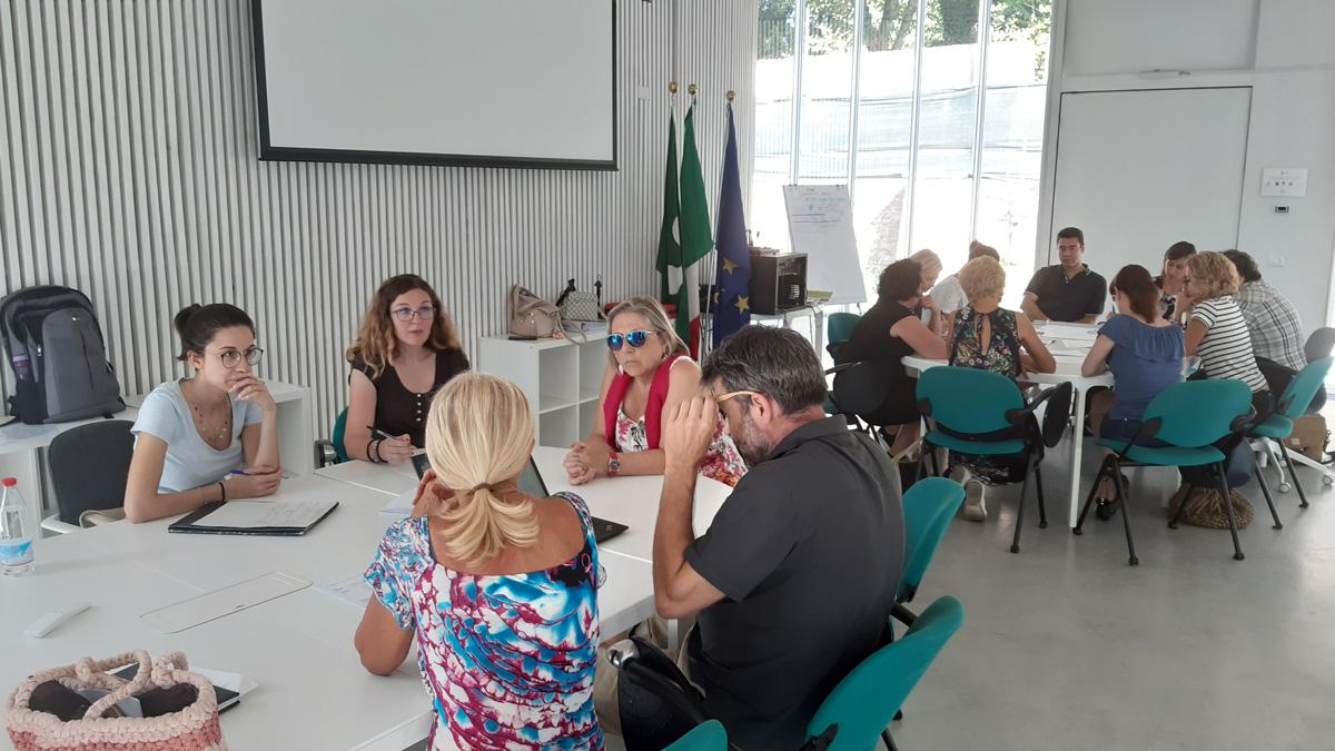 PIC - Piano Integrato della Cultura. Incontro 30.07.2019