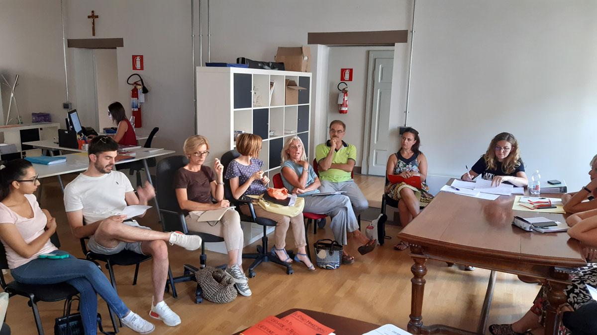 PIC - Piano Integrato della Cultura. Incontro 05.09.2019