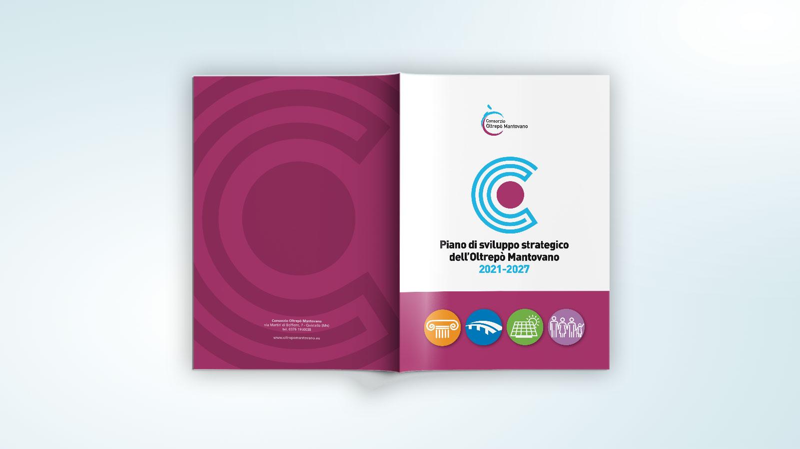 Il Piano Strategico dell'Oltrepò Mantovano 2021-27 è online