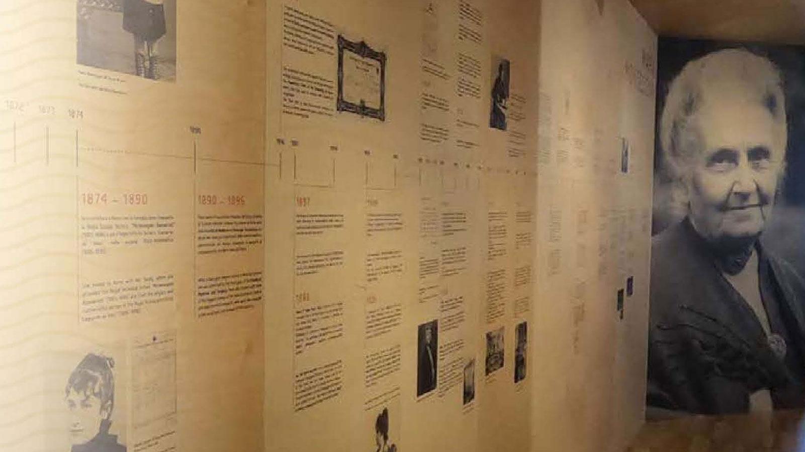 Visite guidate al Museo Montessori MEMO